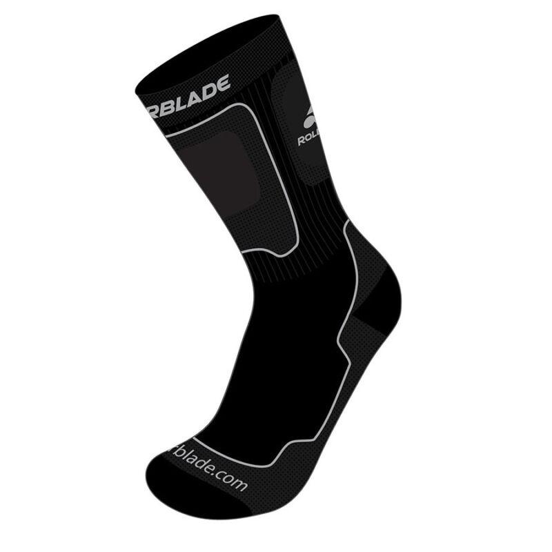 Носки для роликов Rollerblade Performance Black