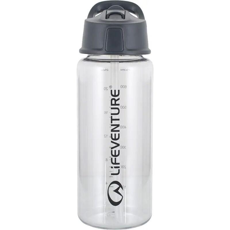 Фляга Lifeventure Flip-Top Bottle 0.75 L clear