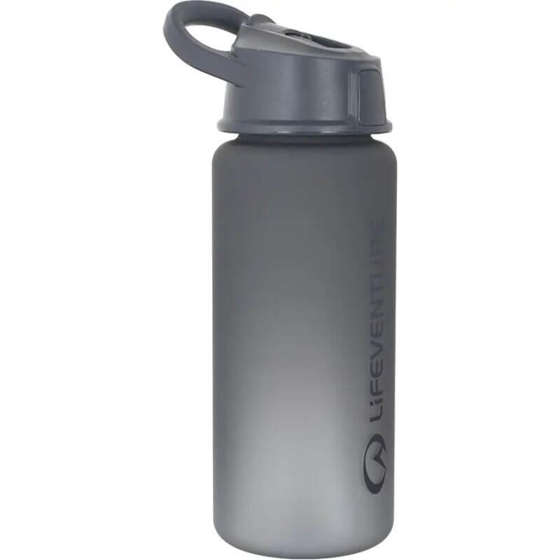 Фляга Lifeventure Flip-Top Bottle 0.75 L grey