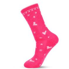 Носки для роликов Micro Skates pink